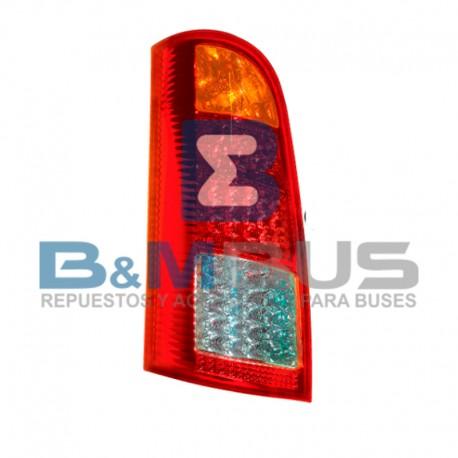 FARO POSTERIOR TRIANGULAR LEDS