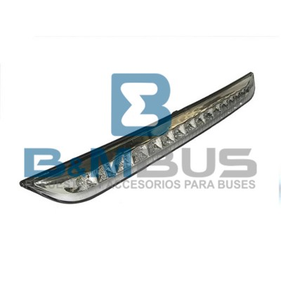 DELIMITADOR DE TECHO  CENTRAL MPOLO G7  CRISTAL LED