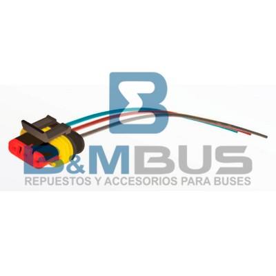 SOQUETE 2 CONTACTO P/FAROS LED
