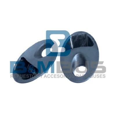 TIRADOR PVC DE PUERTA LATERAL MPOLO G6
