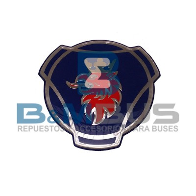 EMBLEMA DRAGON SCANIA