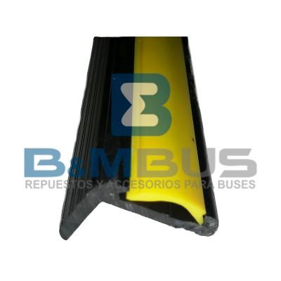 PERFIL PVC ESTRIBO C/ GRECA X6 MT