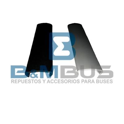 PERFIL  PVC TAPA JUNTA ACAB. INTERNO X6 MTS